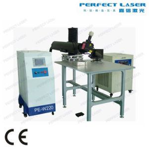 Perfect Laser PE-W220 220W Micro Laser Welding Machine with CE pictures & photos