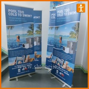 Retractable Stand Roll up Display Banner (YJ-RB-026) pictures & photos