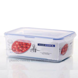 Large Transparent Sealed Box with Handle pictures & photos