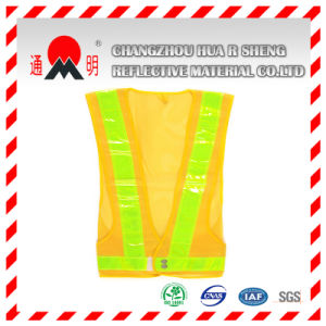 Green High Visibility Safety Reflective Vest (vest-6) pictures & photos
