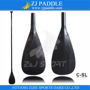 Z&J Sport Durable & Lightweight Carbon Fiber Sup Board Paddle