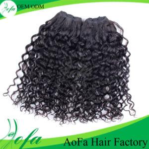 No Chemical Cheap Curl Brazilian Human Virgin Hair pictures & photos