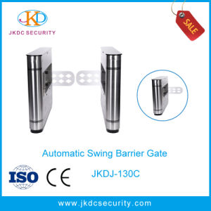 Access Control System Automatic Swing Barrier CE Approved pictures & photos