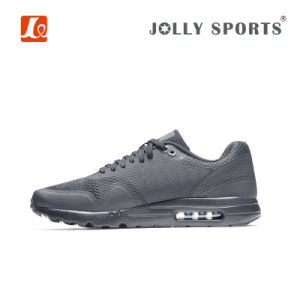 Fashion Design Breathabler Sports Running Shoes for Men with Air Cushion pictures & photos