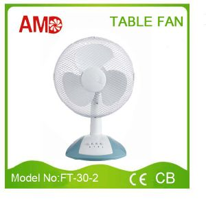 """Good-Selling European Style 12"""" Table Fan with Ce Approval (FT-30-3) pictures & photos"""