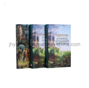Round Spine Full Color Hardcover Book Printing Service (jhy-328) pictures & photos