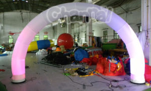 Archways LED Inflatable Lighting Arch Chad604 pictures & photos