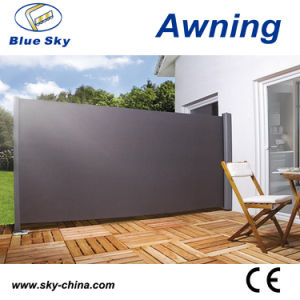 Aluminum Polyester Invisible Screen Awning (B700) pictures & photos