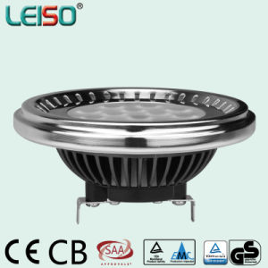 12W CE&RoHS Approved LED Spotlight AR111 G53 (LS-S012-G53) pictures & photos