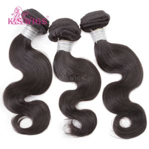 High Quality Hair Weft Virgin Human Hair Remy Hair Extension pictures & photos