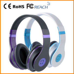 Stereo Wholesale Computer Accessorie Bluetooth Wireless Headphone (RMC-314) pictures & photos