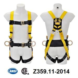 ANSI Full Body Harness (JE136103B+JE322204C) pictures & photos
