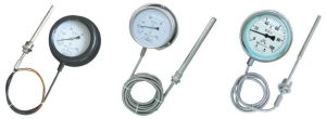 Factory Sales Pressure Type Thermometer