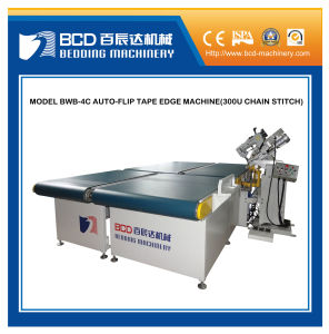 Mattress Tape Edge Machine (BWB-4C) pictures & photos