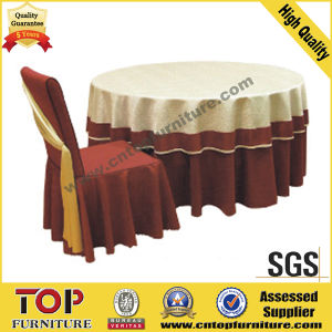 Banquet Hall Table Cloth And
