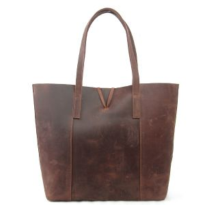 Cowhide Leather Lady′s Shoulder Bag (RS-506) pictures & photos
