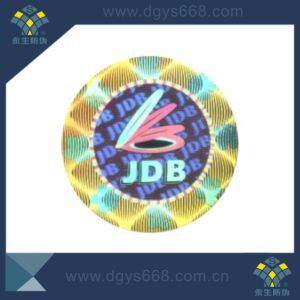 Dynamic Effect Custom Holographic Sticker pictures & photos