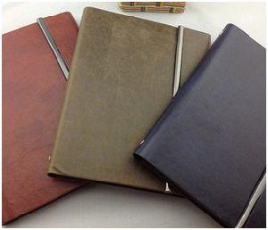 Classic Agenda Notebook, Wholesale Notebook Custom Logo