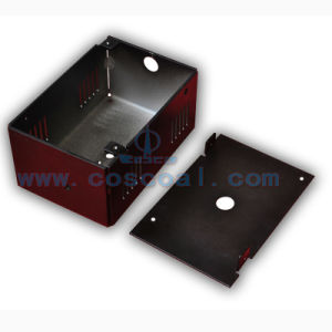 Aluminum/Aluminium Housing Box (TS16949: 2008 Certified) pictures & photos