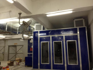 Jzj-8000 Water-Based Spray Booth with High Quality pictures & photos