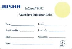 Jusha Dental Steam Sterilizer Label, Autoclave Indicator Tape, Sterilization Indication, PVC Tape pictures & photos