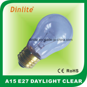 A15 Incandescent blue Bulb pictures & photos