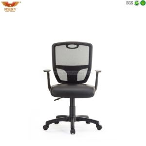 Modern Office Middle Back Computer Swivel Mesh Chair pictures & photos