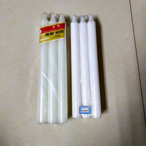 Various Weight for White Wax Candle pictures & photos