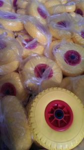 PU Foam Solid Wheel pictures & photos