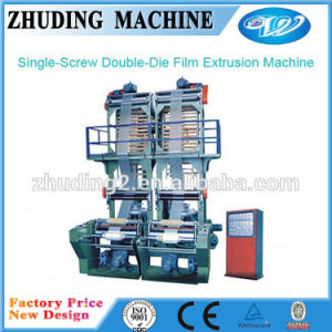 New Model Mini Film Blowing Machine in Plastic Blowing pictures & photos
