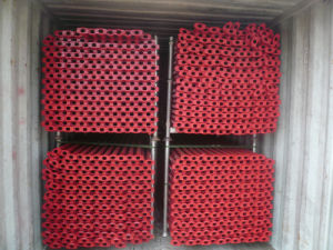 Cuplock Scaffolding Ledger / Horizontal Red Painted Manunfactured High Quality pictures & photos