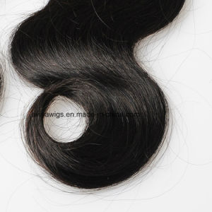 Body Wave Peruvian Natural Virgin Hair Extension pictures & photos