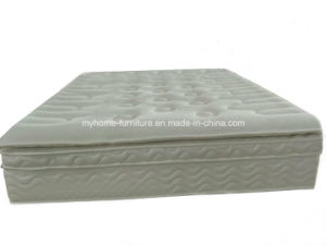 Fire Retardant Memory Foam Mattress Topper with 8mm Holes