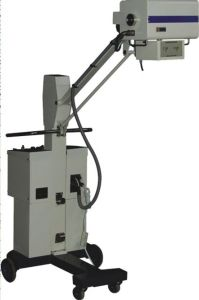 50mA Mobile X-ray Camera for Sale pictures & photos