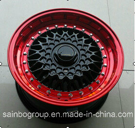Colorful BBS Car Alloy Wheel Rims pictures & photos