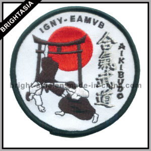 Custom High Quality Embroidery for Martial Arts Association (BYH-101121) pictures & photos