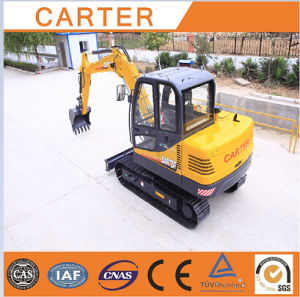 CT60-8b (Yanmar engine) Multifunction Hydraulic Backhoe Excavator pictures & photos