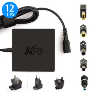 Newest 90W Square Universal AC Power Adapter
