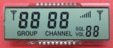 Graphic Signal Indicator Tn Cog LCD Module pictures & photos
