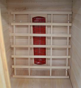 Far Infrared Sauna Wood Sauna for One People (SEK-BP1) pictures & photos
