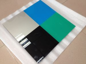 Back Painted Toughened Glass with En12150 and ANSI Certificate pictures & photos
