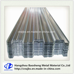 Building Material High Rib Steel Floor Decking Sheet pictures & photos
