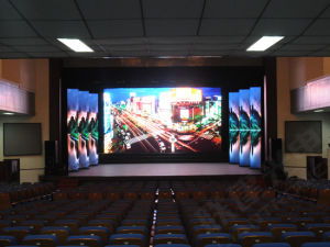P5 Indoor Full Color LED Video Display for Fixed Installation pictures & photos