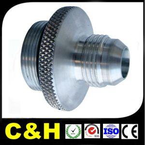 Knurling Aluminum Parts Machining Services