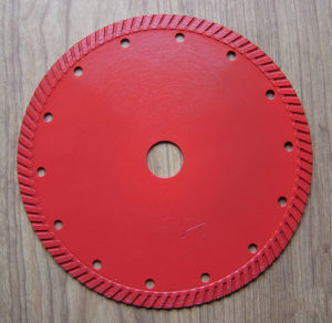 Diamond Segment Saw Blade for Cutting Marble and Ceramics pictures & photos