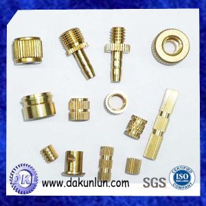 Various Kinds of Different Size Brass Inserts pictures & photos