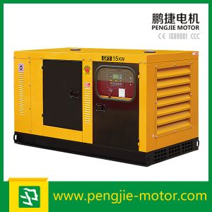 Lovol Engine Silent Diesel Generator for Construction Use with Chnt Breaker