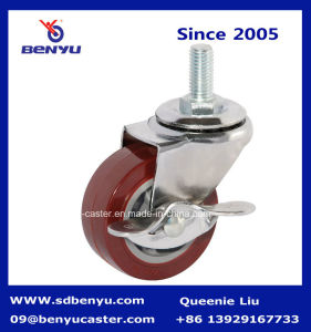 3 Inch Light Duty Rigid Caster for Trailer pictures & photos