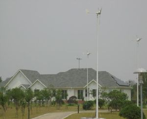Wind and Solar Hybrid System 3kw pictures & photos