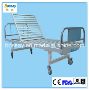 Hot Sell! ! One Crank Bed for Hospital pictures & photos